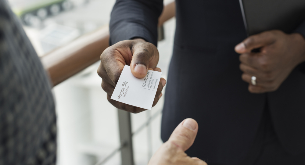 Real Estate Business Cards Design Ideas
